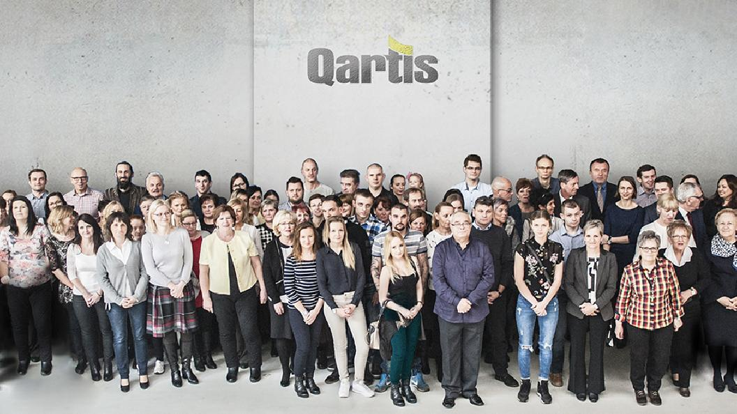 QARTIS - seit 15 Jahren in 15 Ländern zuhause