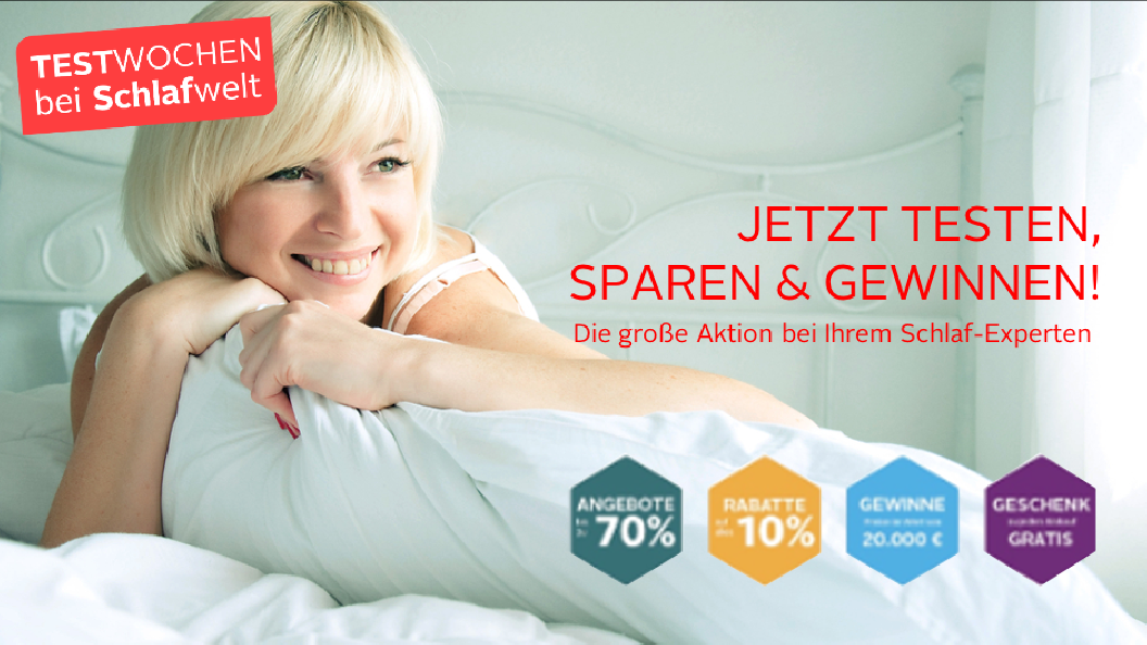 Multi-Partner-Aktion von 5 Online-Shops