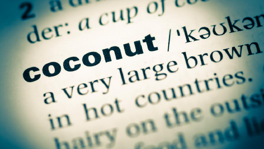 Warum nennt sich eine Agentur nur \'coconut\'